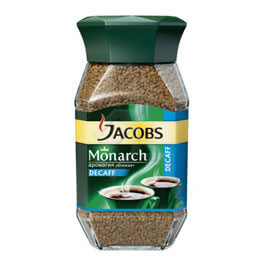 Кофе Jacobs  Monarch Decaffeinated