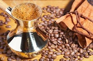 Рецепты горячих напитков из натурального кофе
